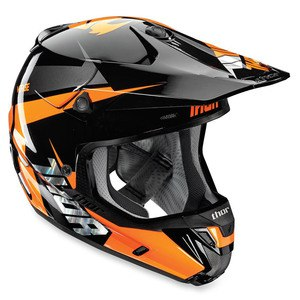 VERGE REBOUND  BLACK FLO ORANGE