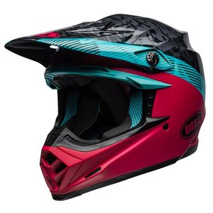 MOTO-9 MIPS CHIEF BLACK/PINK