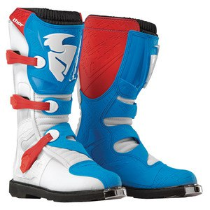 BLITZ MX  RED BLUE
