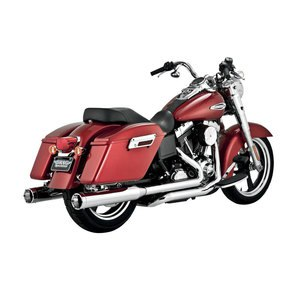 Monster round Slip-on mufflers