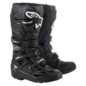 TECH 7 - ENDURO DRYSTAR - BLACK GRAY
