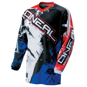 ELEMENT SHOCKER  BLACK RED BLUE