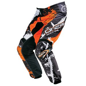 ELEMENT SHOCKER  BLACK ORANGE