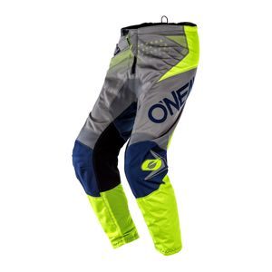 ELEMENT YOUTH - FACTOR - GRAY BLUE NEON YELLOW