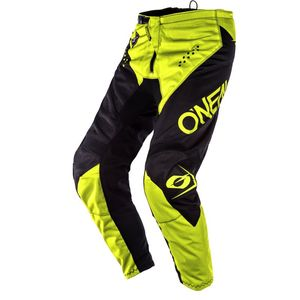ELEMENT - RACEWEAR - BLACK NEON YELLOW
