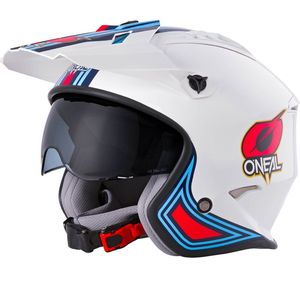 VOLT - MN1 - WHITE RED BLUE GLOSSY