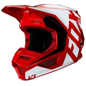 YOUTH V1 - PRIX - FLAME RED