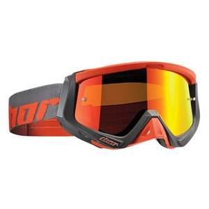 SNIPER WARSHIP  CHARCOAL ORANGE