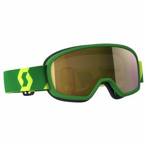 BUZZ MX PRO - VERDE AMARILLO - PANTALLA IRIDIUM WORKS -