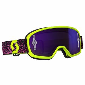 BUZZ MX PRO - AMARILLO ROSA - PANTALLA IRIDIUM WORKS -