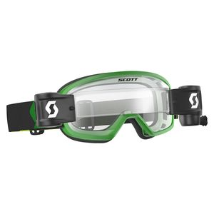 BUZZ MX PRO WFS - GREEN BLACK - CLEAR WORKS