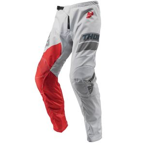 SECTOR SHEAR LIGHT GRAY RED
