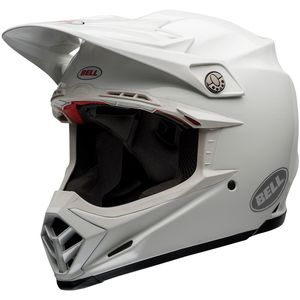 MOTO-9 CARBON FLEX - SOLID WHITE