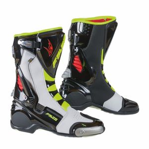 ESO LX 2.1 BLACK WHITE RED YELLOW FLUO