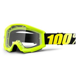 STRATA YOUTH - NEON YELLOW CLEAR LENS