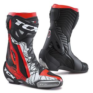 RT RACE PRO AIR - BLACK RED WHITE