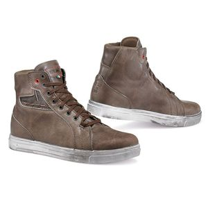 STREET ACE COFEE BROWN WATERPROOF