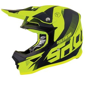 FURIOUS KID ULTIMATE - NEON YELLOW GLOSSY