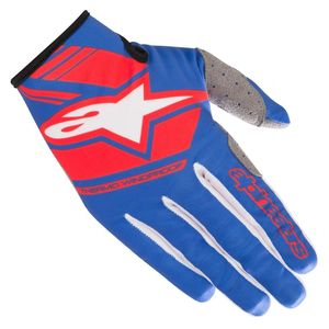 NEO GLOVES - BLUE RED