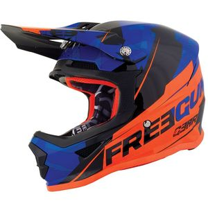 XP4 KID - HERO - BLUE NEON ORANGE GLOSSY