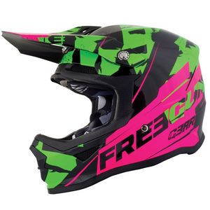XP4 KID - HERO - GREEN NEON PINK GLOSSY