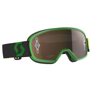 BUZZ MX PRO - GREEN BLACK - GOLD CHROME WORKS