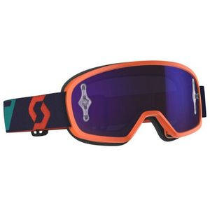 BUZZ MX PRO - ORANGE BLUE - PURPLE CHROME WORKS