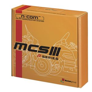 N-COM MCS III GOLDWING - N100-5 - N104/EVO/ABSOLUTE - N87 - N70-2 GT/X - N44/EVO - N40/FULL/-5 GT/-5