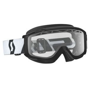 SPLIT OTG ENDURO - BLACK WHITE - CLEAR