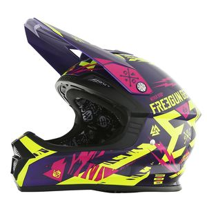 XP4 TROOPER NEON AMARILLO MAGENTA NIÑO