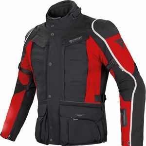 G. D-EXPLORER GORE-TEX BLACK RED