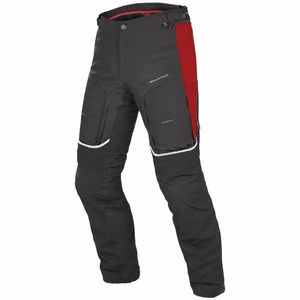 P. D-EXPLORER GORE-TEX BLACK RED