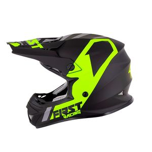 K2 POLYCARBONATE - BLACK GREY FLUO