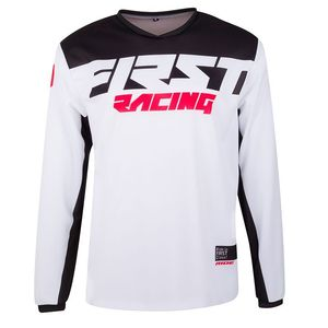DATA EVO - WHITE BLACK RED