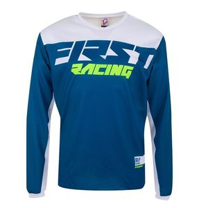 DATA EVO - DENIM WHITE FLUO