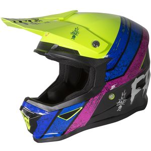 XP-4 - STRIPE - NEON YELLOW GLOSSY