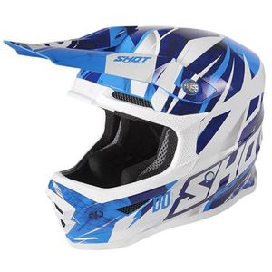 FURIOUS KID - VENTURY - CYAN DARK BLUE WHITE GLOSSY
