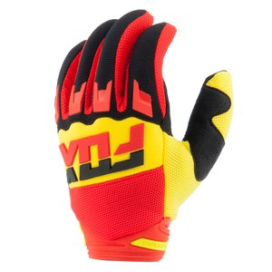 DIRTPAW MAKO GLOVES YELLOW