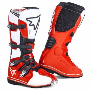 GEAR MX - ROJO