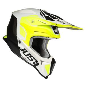 J18 PULSAR FLUO YELLOW / WHITE / BLACK MATT