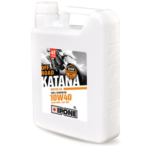 KATANA OFF-ROAD - 10W40 - 4 LITROS