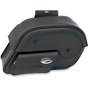CRUIS'N SLANT FACE POUCH SADDLEBAGS LARGE