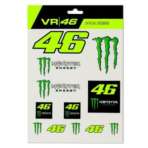 VR46 - MONSTER YAMAHA 2020
