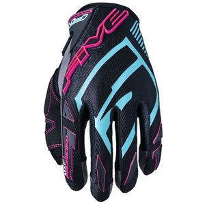 MXF PRORIDER S WOMAN GREY BLUE FLUO PINK