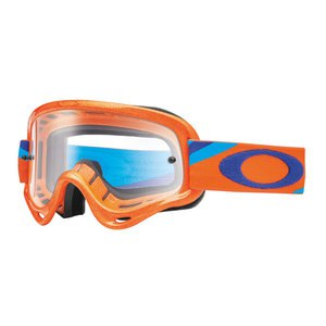 XS O FRAME MX  - HERITAGE RECER ORANGE LENS CLEAR