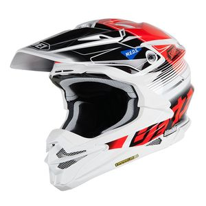VFX-WR ZINGER BLACK WHITE RED TC-1