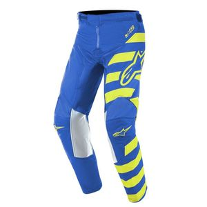 YOUTH RACER BRAAP BLUE YELLOW FLUO