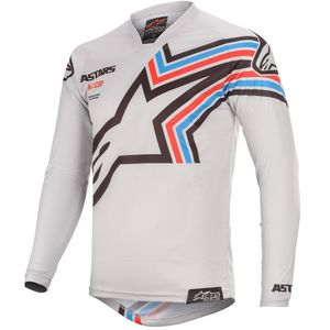 RACER BRAAP - LIGHT GRAY BLACK