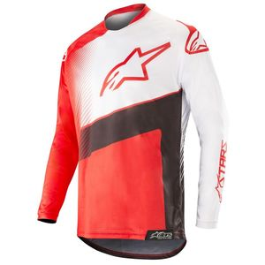 RACER SUPERMATIC RED BLACK WHITE