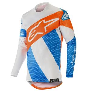 RACER TECH ATOMIC COOL GRAY MID BLUE ORANGE FLUO